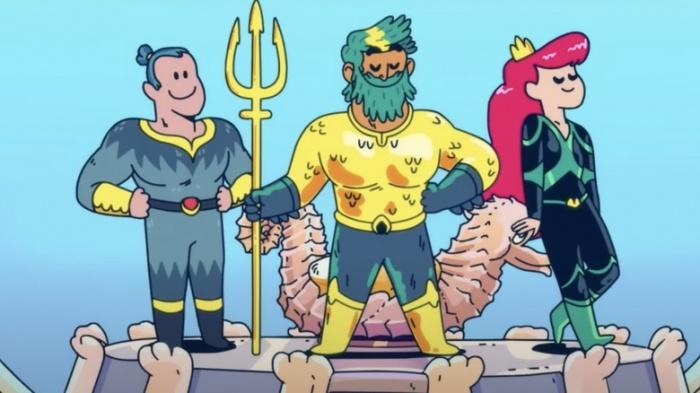 HBO Max Aquaman