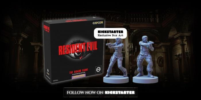 Resident Evil - Steamforged Games