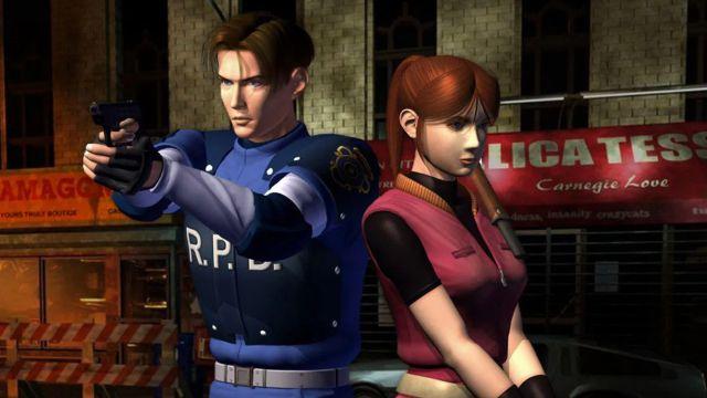 Residente Evil 2 1998 1
