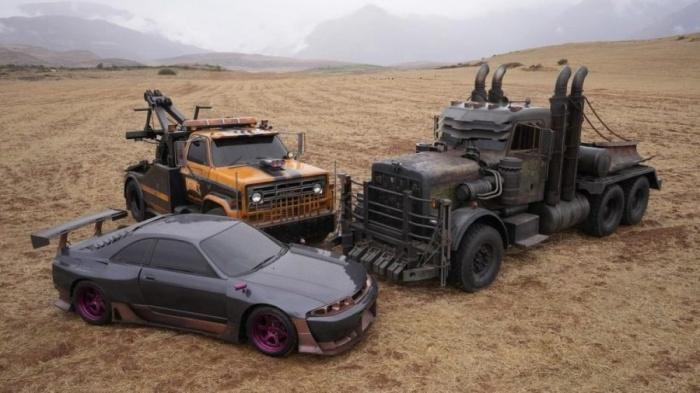 Terrorcons Transformers el despertar de las bestias