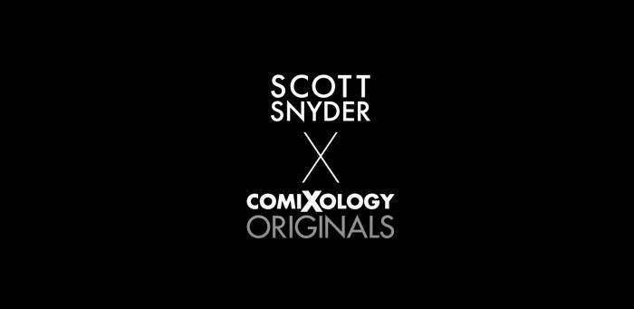 comixology scott snyder