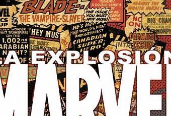 La explosión Marvel