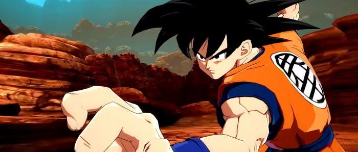 Goku - Smash Bros