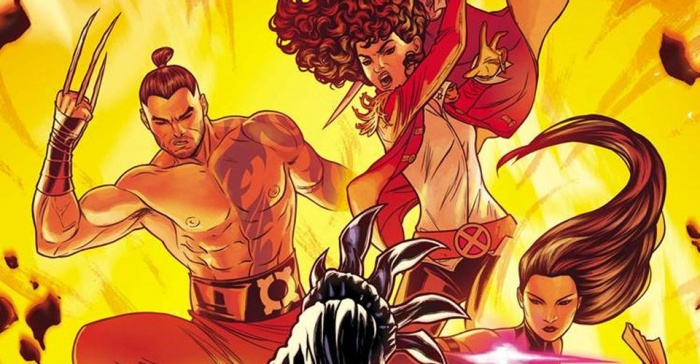 Marauders - Marvel Comics