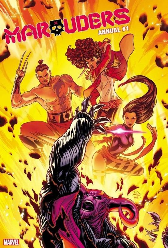 Marauders - Marvel
