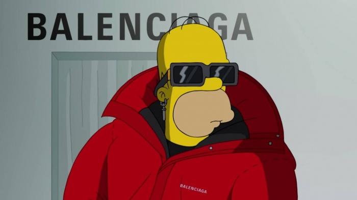 Simpson Balenciaga